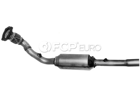 VW Audi Catalytic Converter (Beetle Jetta Golf TT) - DEC AU91345