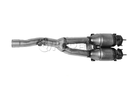 Audi Catalytic Converter (Allroad Quattro) - DEC AU1390P