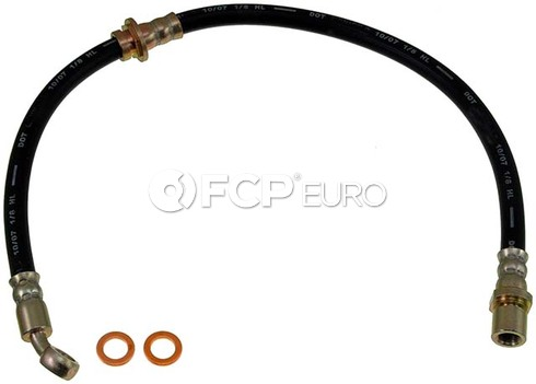 Saab Subaru Rear Right Brake Hose (9.2X Impreza) - Dorman 32006198