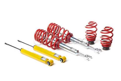 Audi Street Performance Coilover Kit - H&R 29250-1