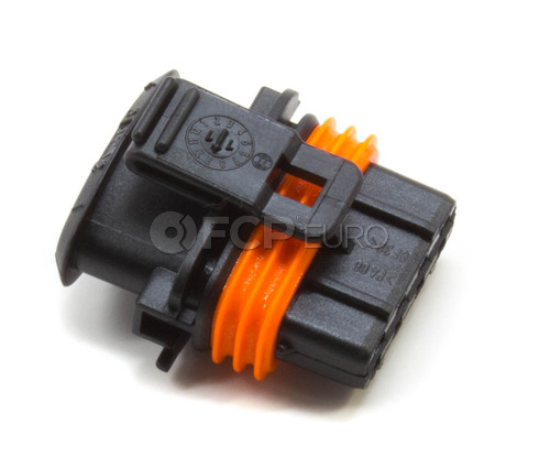 Volvo Ignition Coil Connector - Genuine Volvo 9456341
