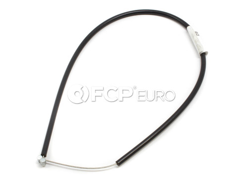 BMW Hood Release Cable - Genuine BMW 51231977391