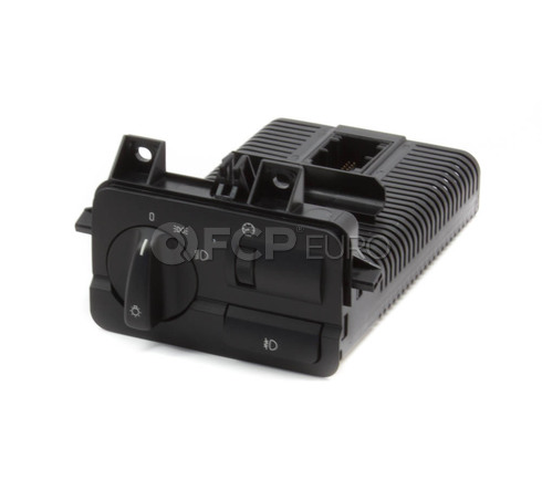 BMW Headlight Switch Control Unit (E46) - Genuine BMW 61319133026