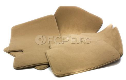 BMW Floor Mat Set (Sand) - Genuine BMW 82111470422