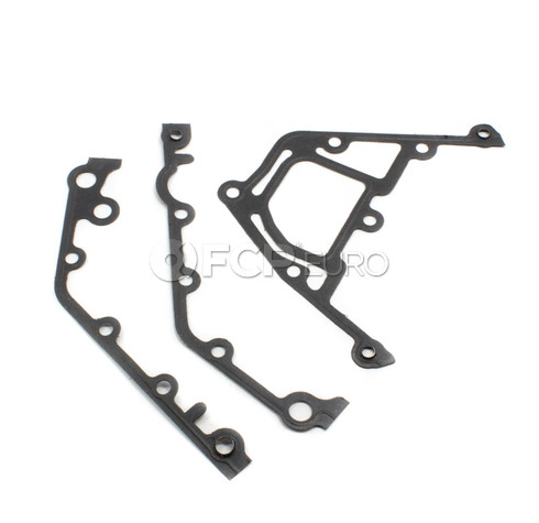 BMW Timing Cover Gasket Set Lower - Genuine BMW 11141436978