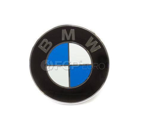 Bmw Roundel Emblem Z4 Genuine Bmw 51147044207 Fcp Euro