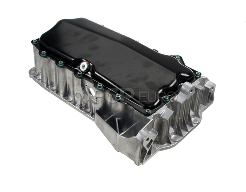 VW Hybrid Oil Pan - Genuine Audi VW 06A103601AP
