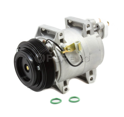 Volvo A/C Compressor (S60 S80 V70 XC70 XC90) - Nissens 36001066