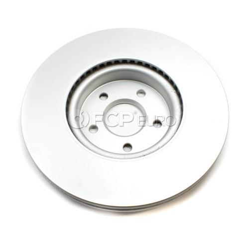 """Volvo Brake Disc 12.6"""" (S40 V50 C70) - Meyle 31400942"""