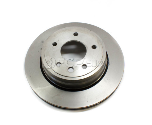 Jaguar Brake Disc - Zimmermann JLM20342