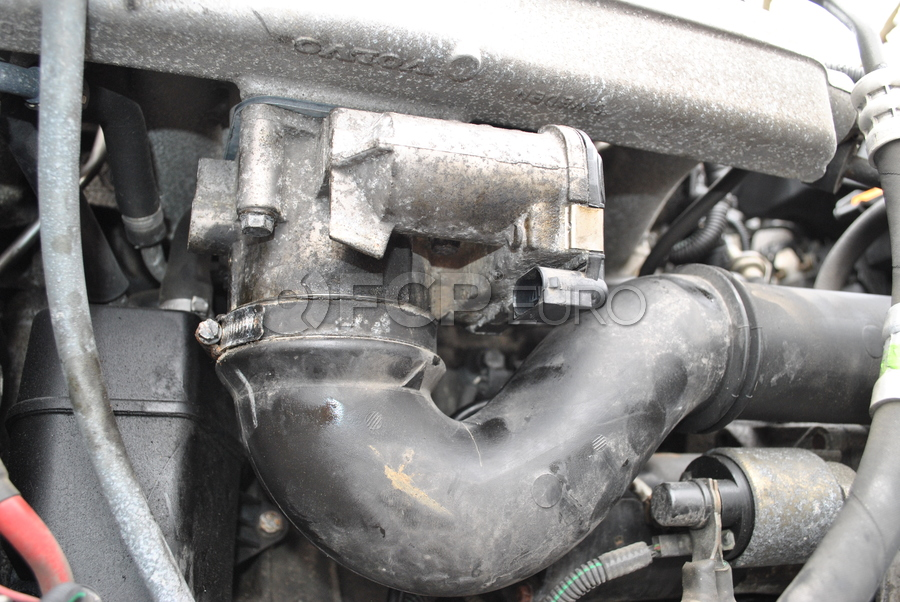 Volvo Performance Throttle Body Spacer - Snabb 31430474