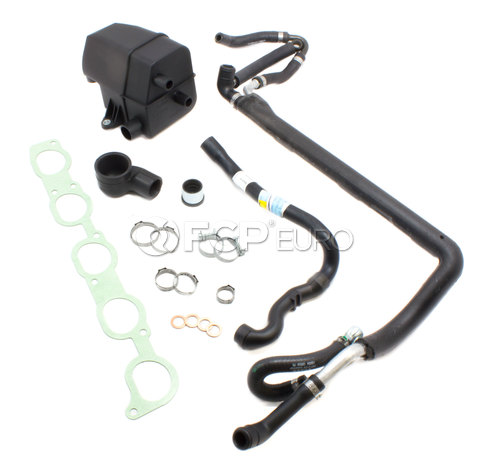 Volvo PCV Breather System Kit Turbo (S60 V70 XC70 S80 XC90) - S60TURBOPCVKIT2
