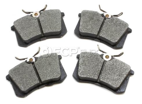 Audi VW Brake Pad Set Rear (A4 A6 Beetle Passat TT) - Meyle 8E0698451L