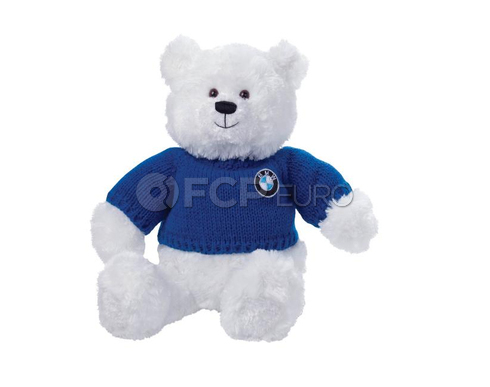 BMW Plush Bear - Genuine BMW 80900439621