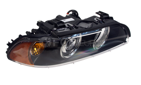 BMW Xenon Headlight Assembly Right (E39) - Hella 63126912434