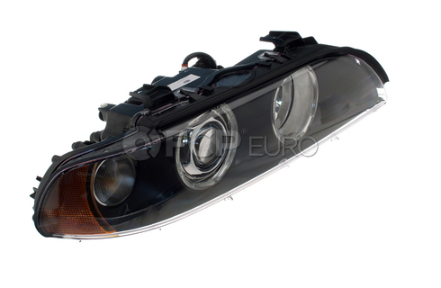 BMW Xenon Headlight Assembly Right (E39) - Hella 63126912440