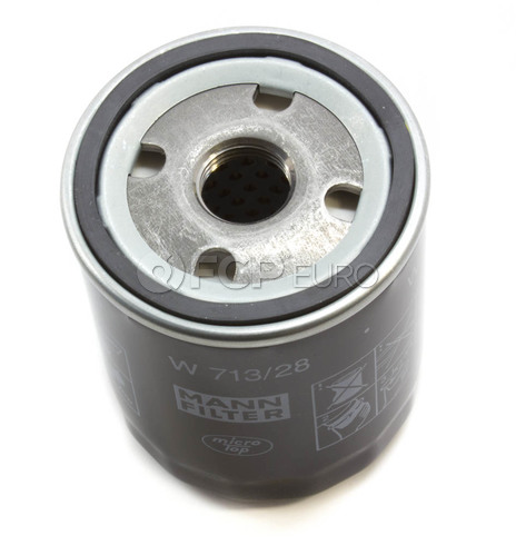 Land Rover Engine Oil Filter (Freelander) - Mann W713/28