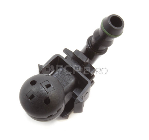 BMW Headlight Washer Spray Nozzle Right (E53 X5) - Genuine BMW 61678252744