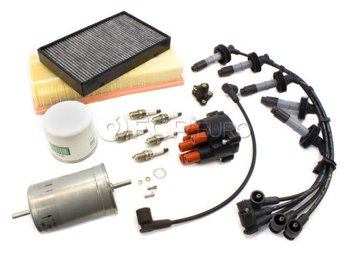 Volvo Maintenance Kit  (850 C70 S70 V70) - Bosch VOLTUNEUPKIT3
