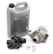 BMW Water Pump Replacement Kit (N51 N52 N52N) - 11517586925KT