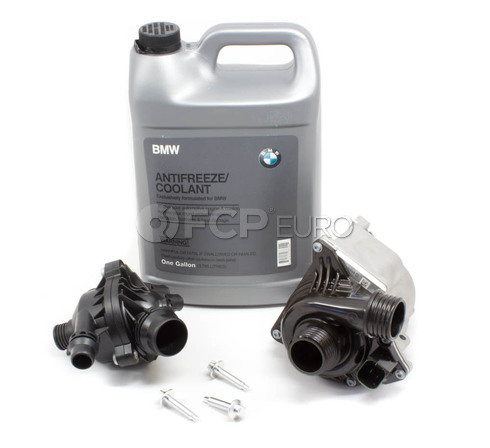 bmw e90 water pump and thermostat replacement