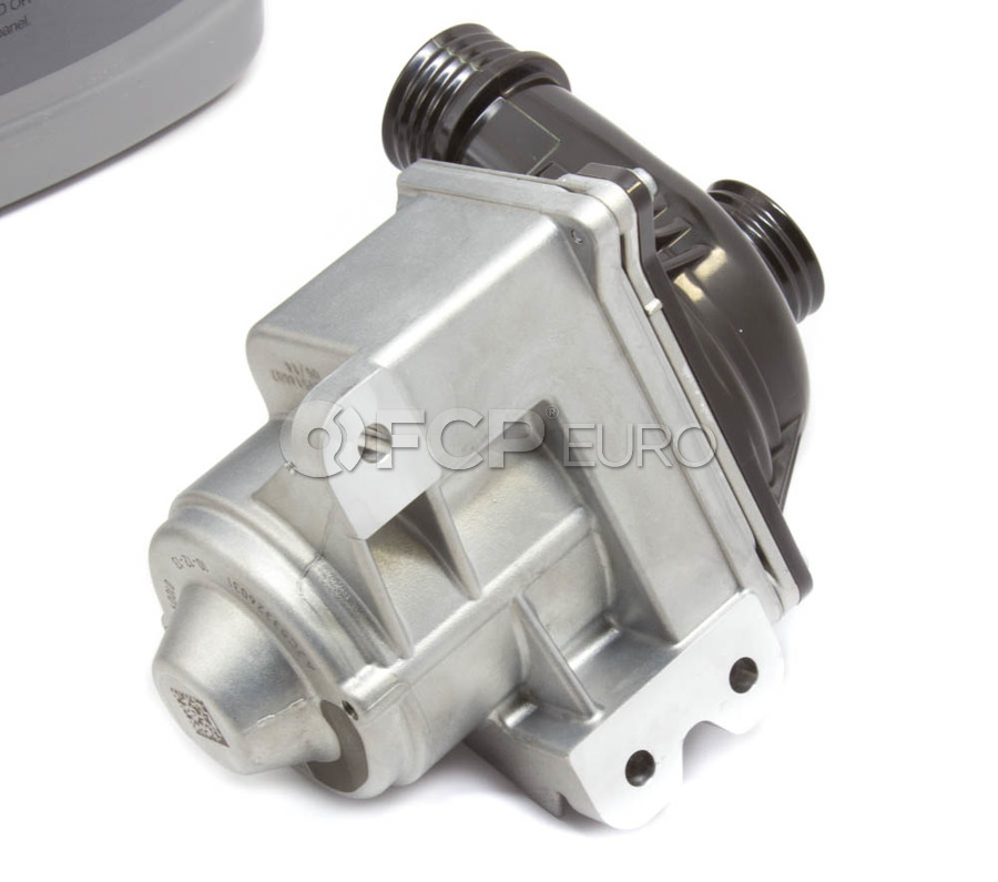 e60 water pump replacement