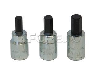 Brake Caliper Bit Set - Lisle 12550