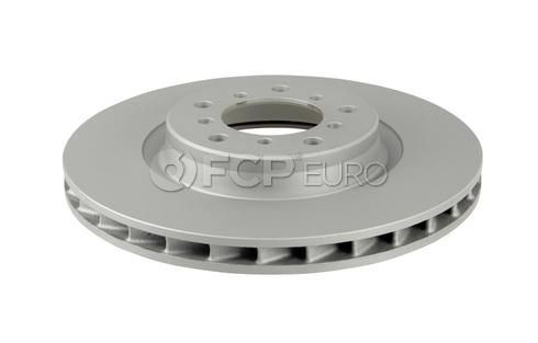 BMW Brake Rotor Front Left - Zimmermann 34112229529