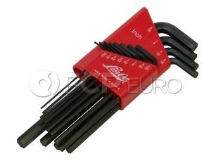 Long Arm Hex Key Set - Lisle 42500