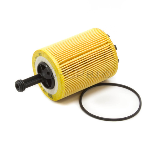 Audi VW Engine Oil Filter Kit (A3 Passat Jetta Golf) - Mann 071115562C