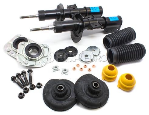 Volvo Suspension Kit (850 C70 S70 V70) Sachs Struts/OEM Mounts VFSK2-S
