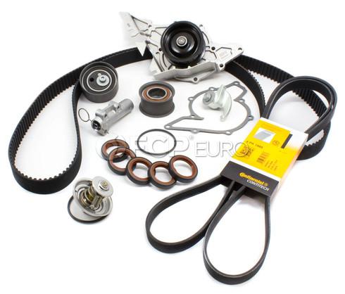 Audi VW Timing Belt Kit 2.8L V6 (A4 A6 Passat) - OEM Parts AUDITBKIT9-OEM