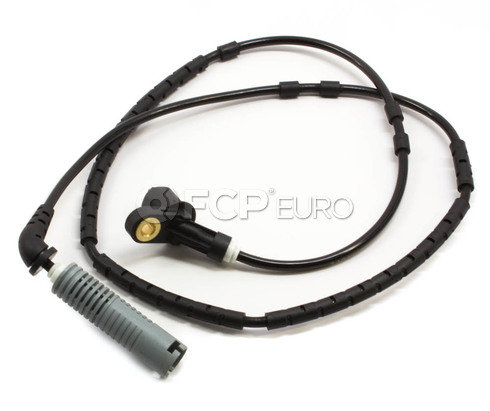 BMW Wheel Speed Sensor Rear - Genuine BMW 34521164370
