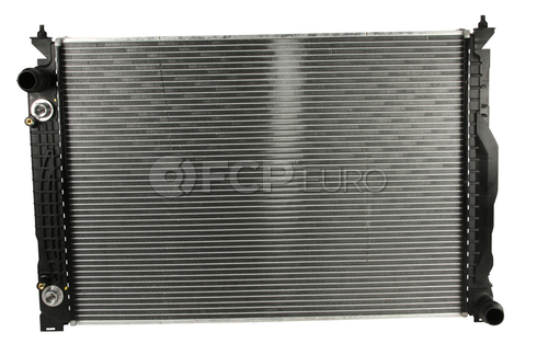 Audi Radiator (A6 Allroad) - Genuine VW Audi 4Z7121251B