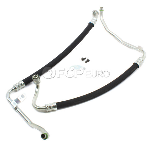 Volvo Oil Cooler Hose Replacement Kit (850 C70 S70 V70) - Genuine Volvo OILCOOLERHOSEKIT