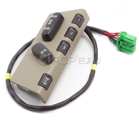 Volvo Seat Switch Left (S60 V70 S80 XC90) - Genuine Volvo 39980252