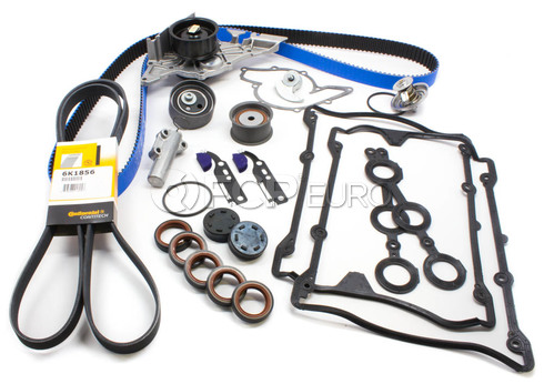 Audi Timing Belt Kit (S4 A6 Allroad Quattro) - Gates Racing Belt AUDIS4TBKIT-RB