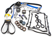 Audi Timing Belt Kit - Gates Racing AUDIS4TBKIT-RB