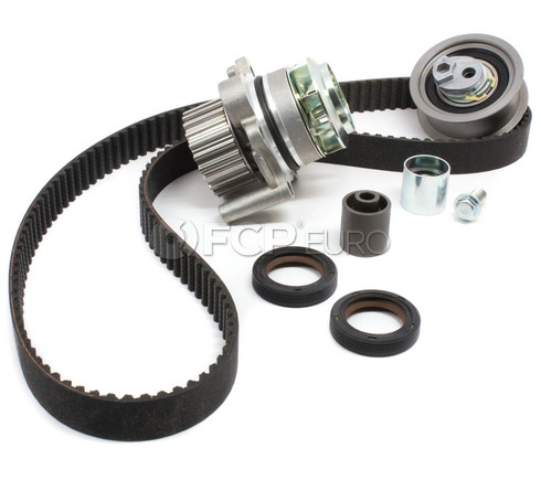 Audi VW Timing Belt Water Pump Kit (Golf Jetta A3 A4) - A3TBKIT