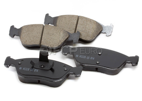 Volvo Brake Pad Set - Akebono 31341243