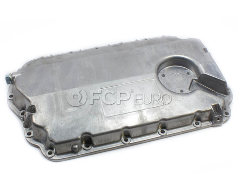Audi VW Oil Pan without Hole Lower (A4 A6 Allroad Passat)  - Economy 078103604AC
