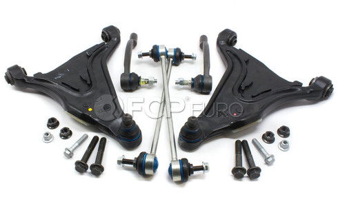 Volvo Control Arm Kit Front 6 Piece (850 S70 V70) - Meyle HD 850CAKIT-