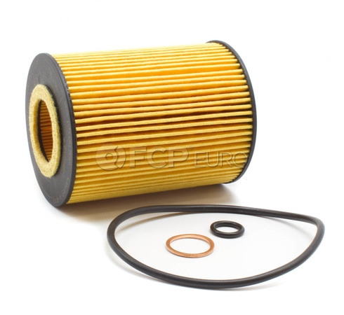 BMW Engine Oil Filter (E53 E60 E65 E66) - Hengst 11427511161