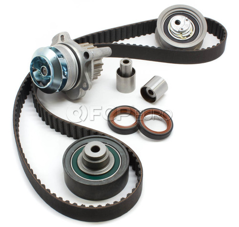 VW Timing Belt Kit with Water Pump TDI ALH - Contitech / Geba TDIKIT-OEM