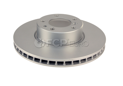BMW Brake Rotor Front - Zimmermann 34116757747