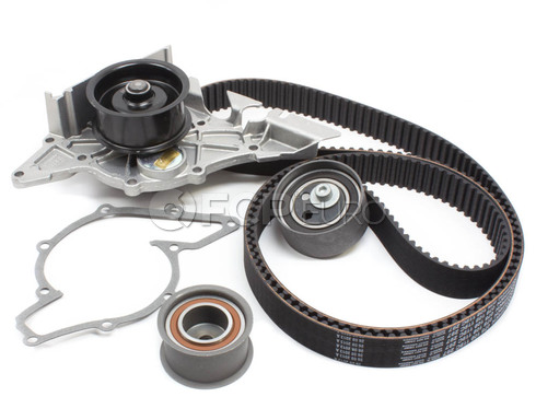 Audi VW Timing Belt Kit 4-Piece V6 (Passat A4 A6) AUDITBKIT6