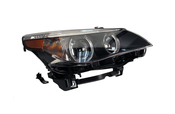 BMW Bi-Xenon Headlight Assembly Right - Hella 63127166120