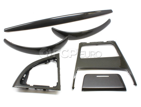 BMW Carbon Fiber Interior Trim Kit - E82E88CFTRIMKIT