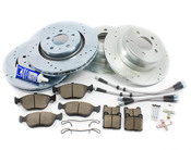 Volvo Big Brake Upgrade Kit 302MM - Zimmermann KIT-509420