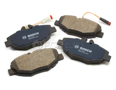 Mercedes Brake Pad Set (E320) - Bosch BP987